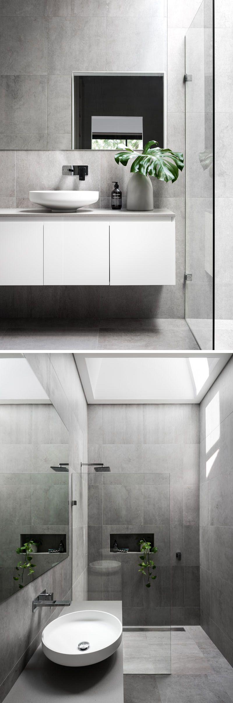 22 Bathroom Tile Ideas - Simple & Stylish | Modern master bathroom ...