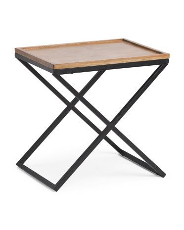Delicieux Mix Media Side Table   Accent Furniture   T.J.Maxx