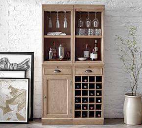 Modular Bar Tower In 2020 Bar Cabinet Bar Furniture