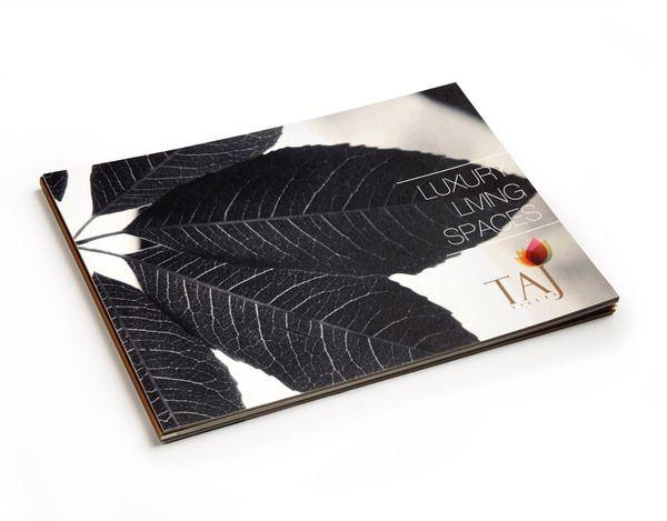 30 real estate brochure designs for inspiration http for Hotel brochure design inspiration