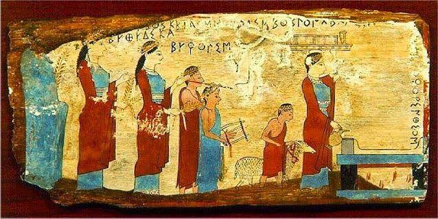 Οι Κωδικοποιημένες Πληροφορίες της Ελληνικής Μυθολογίας. Δεύτερο μέρος | Μαίανδρος