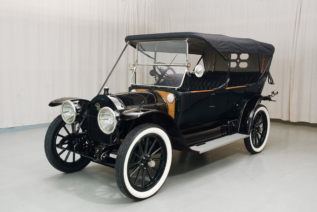 1913 Rambler Model 83 Cross Country Touring - photo courtesy of ...