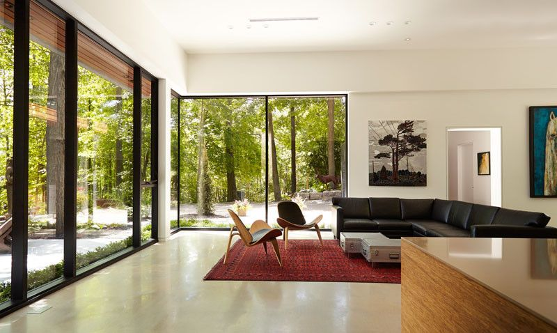 Fallsview Residencia por Setless Arquitectura