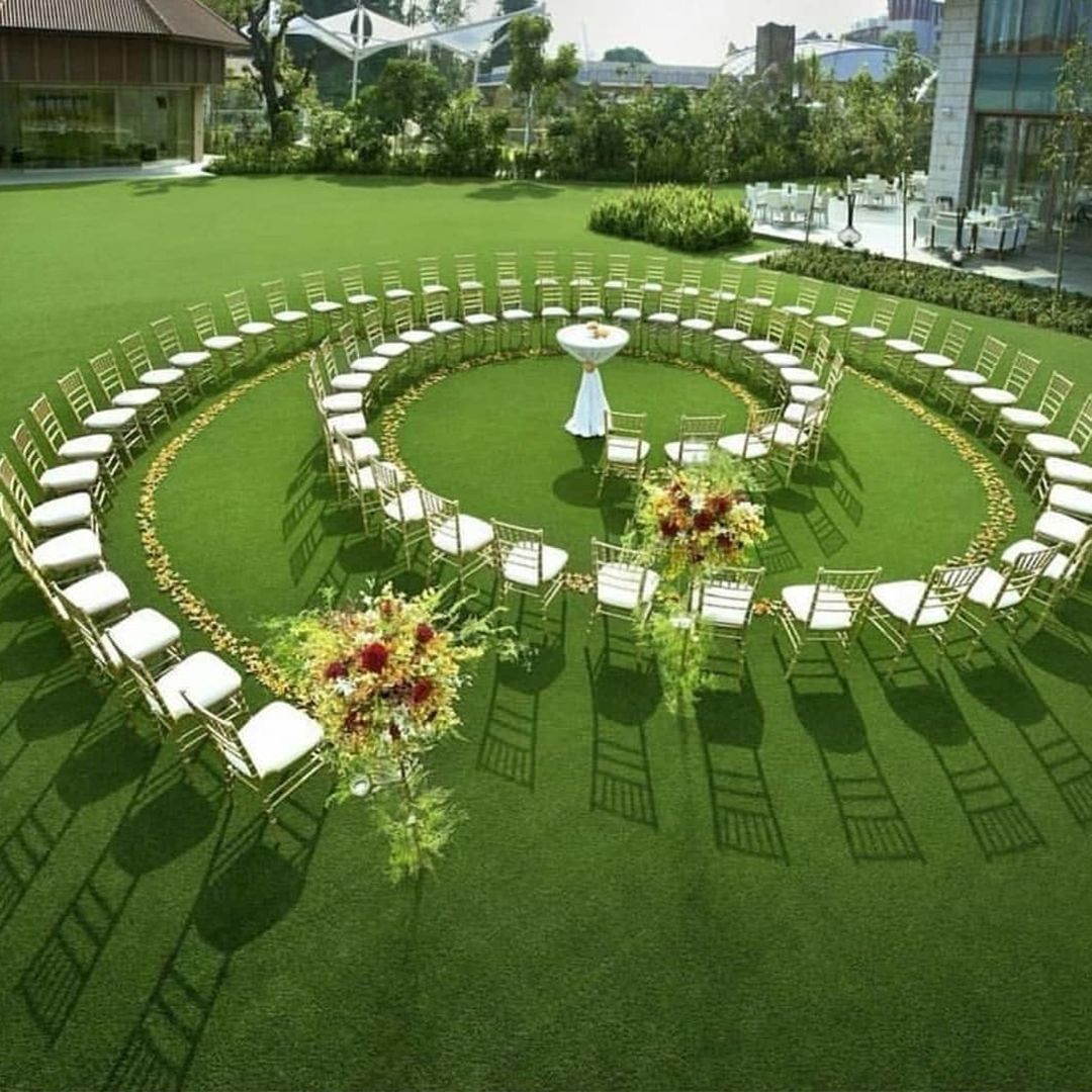 These Ceremony Ideas Will Make Your Luxury Wedding