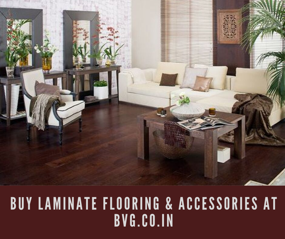 Buy Laminate Flooring and accessories at low price in