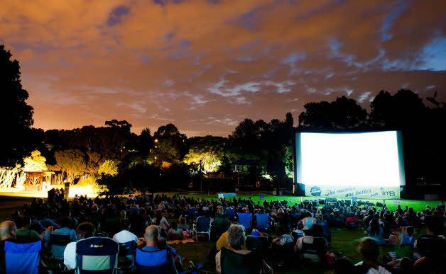 Melbourne has a new outdoor cinema and we can't wait!