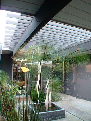 Eichler Atriums | Atrium Photo Gallery for Mid-Century Modern ...
