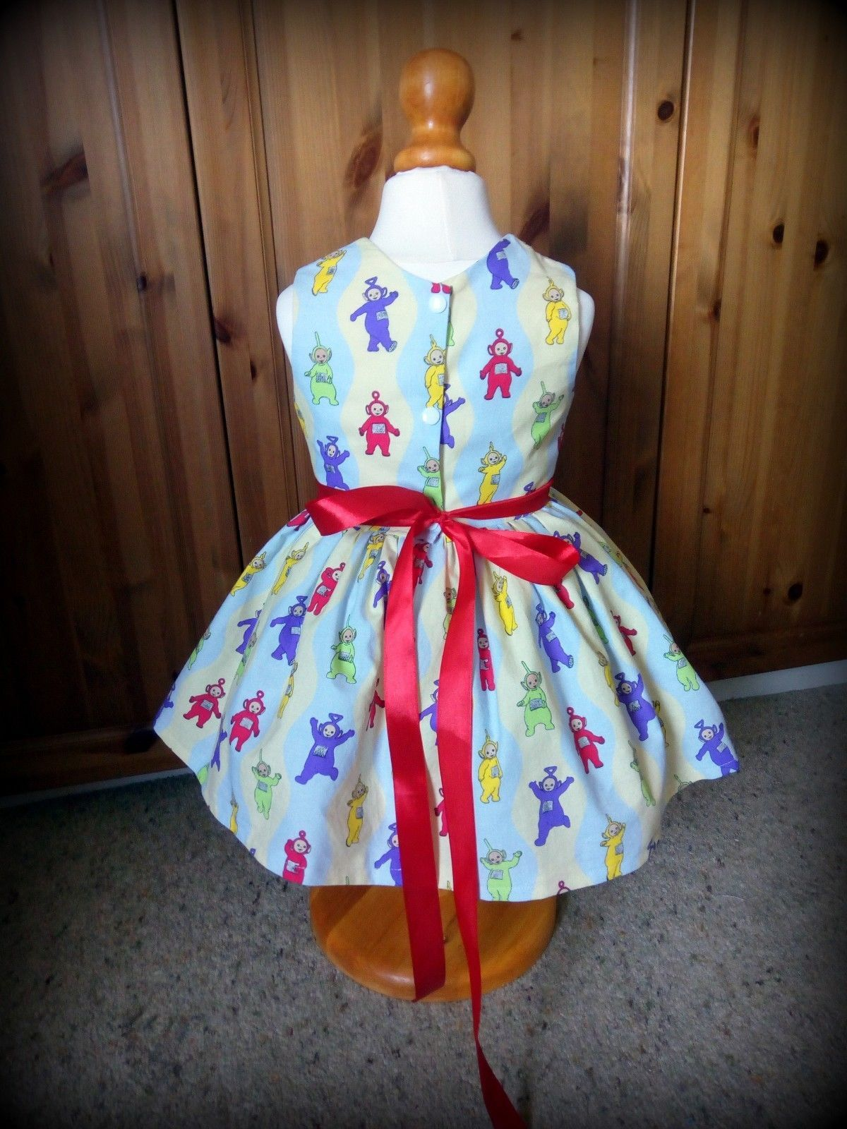 Details about teletubbies dress smash cake dressfirst
