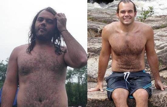 Lose belly fat fast men