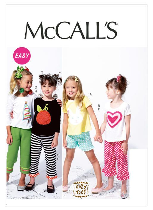 M6642 | McCall's Patterns