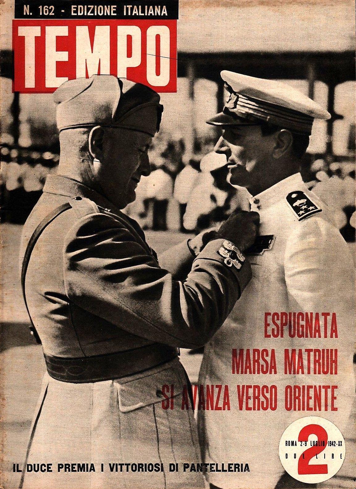Pin Su Tempo Italian Magazine