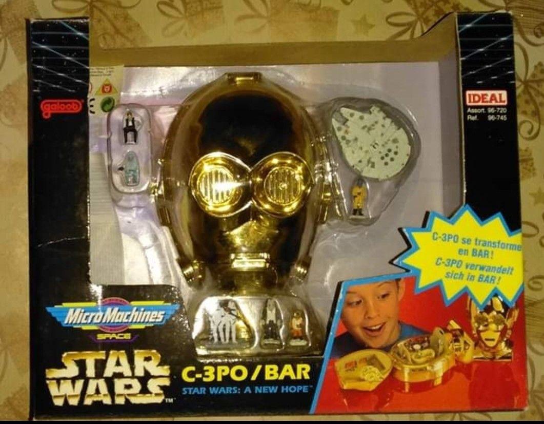 Micro Machines Star Wars C-3PO V2