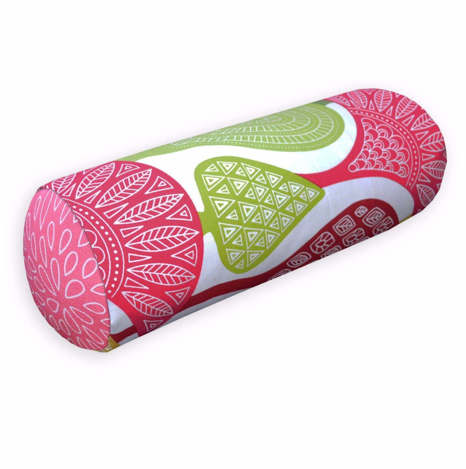 bolster pin sew yoga pillow fabric how scrap diy and a to danielle