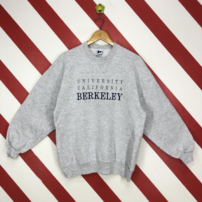 Vintage 90s University California Berkeley Sweatshirt Berkeley Etsy Calvin Klein Sweatshirts 90s Sportswear Sweatshirts [ 3000 x 3000 Pixel ]
