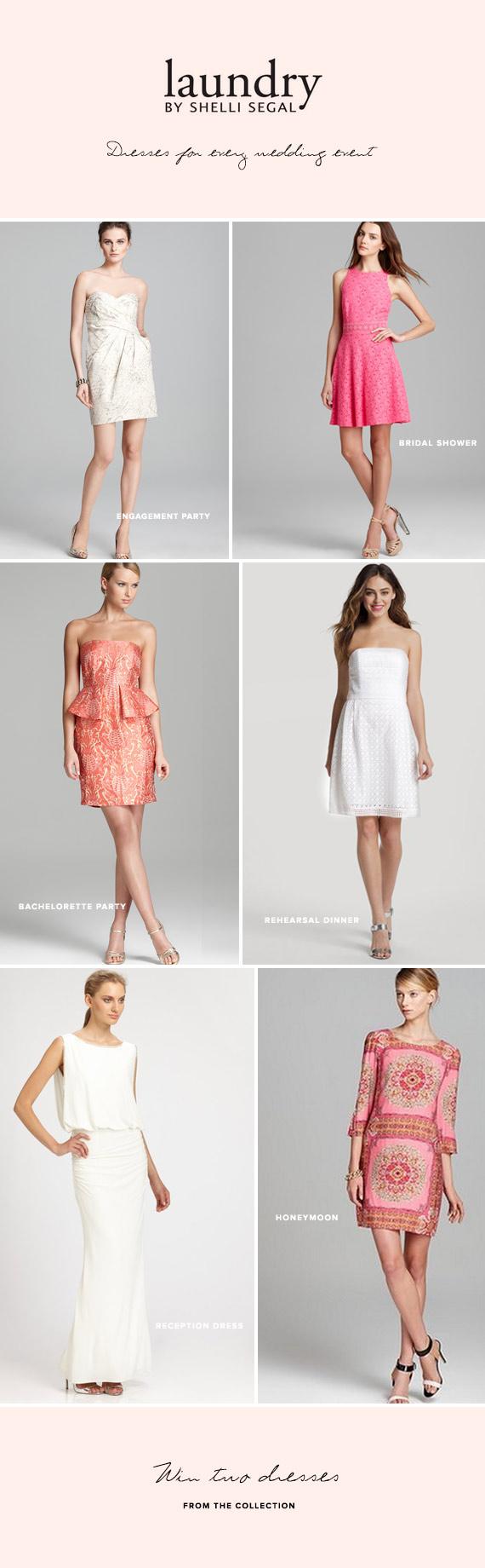 Laundry By Shelli Segal Giveaway Wedding Giveaways Wedding Pinterest Fashion Beauty