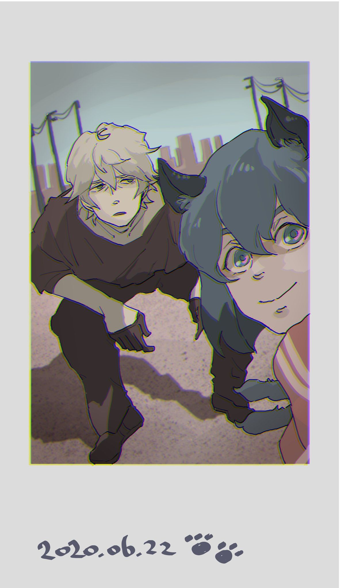 だーいけ on Twitter in 2020 Anime, Pencil art drawings, Fan art