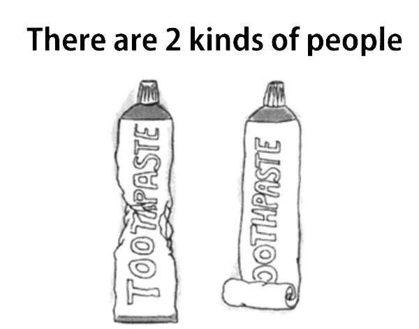 Toothpaste People Funny Kind People Toothpaste Memes