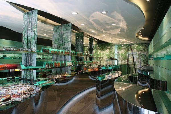 Paris Chocolate Shop-patrick roger
