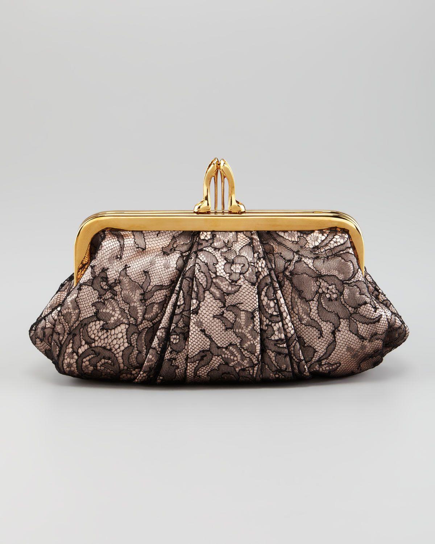 b6263b5a8f3 Mini Loubi Lula Lace Clutch Bag - Christian Louboutin (Micro Bag ...