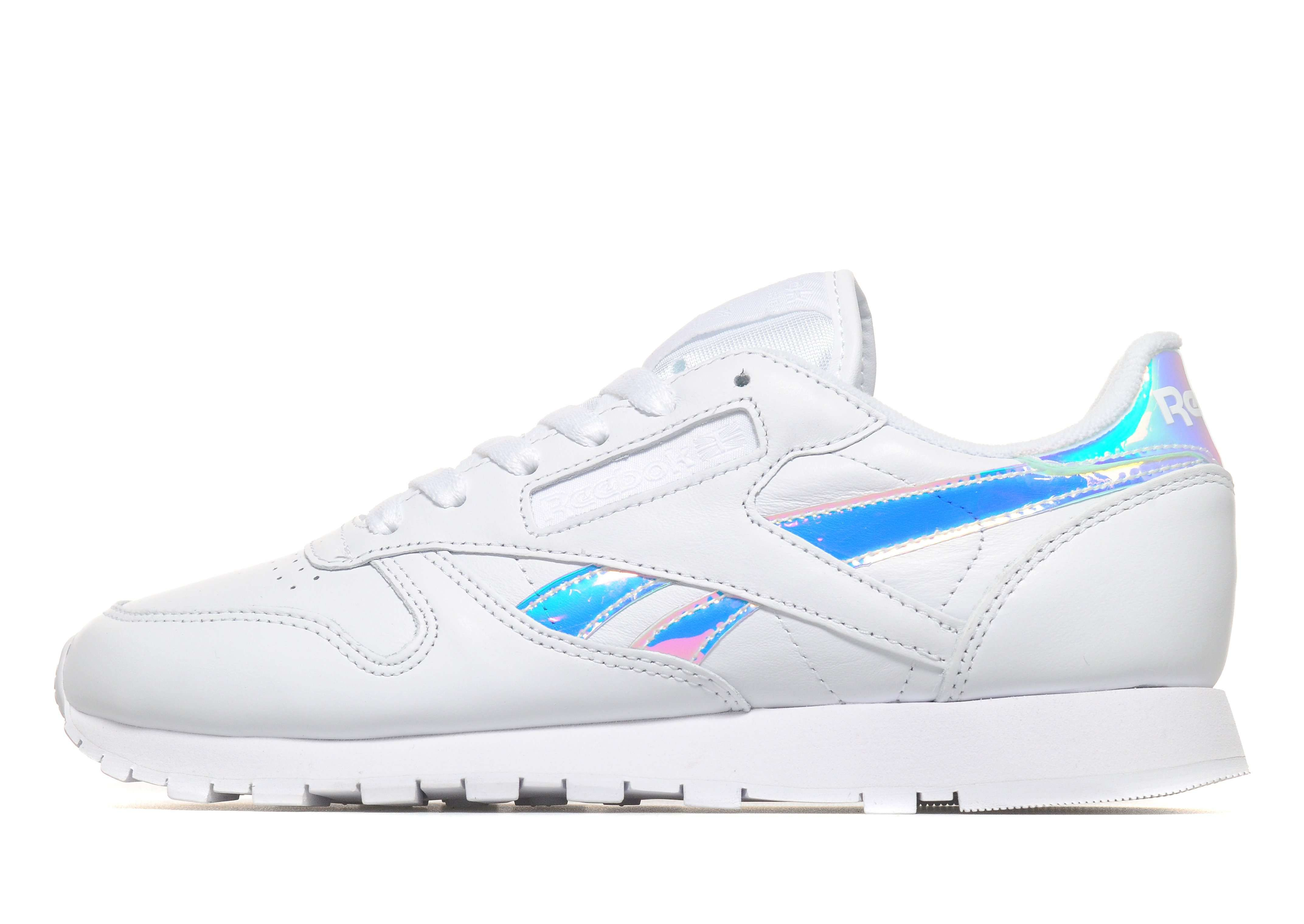 Classic I Iridescent Leather Reebok Women'sJd Sports Clothes wPk80OXNnZ