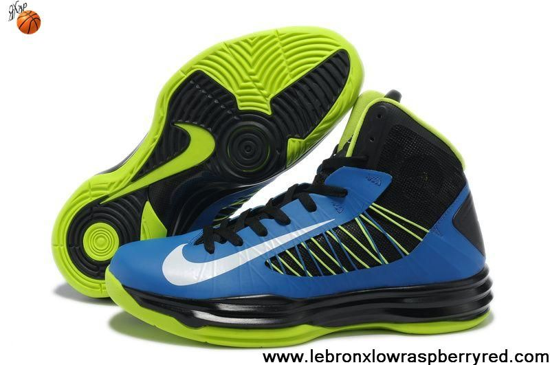 sale retailer 68d8e d1882 Buy Latest Listing For Men Black Blue Neon Green Nike Lunar Hyperdunk 2013  Fashion Shoes Store