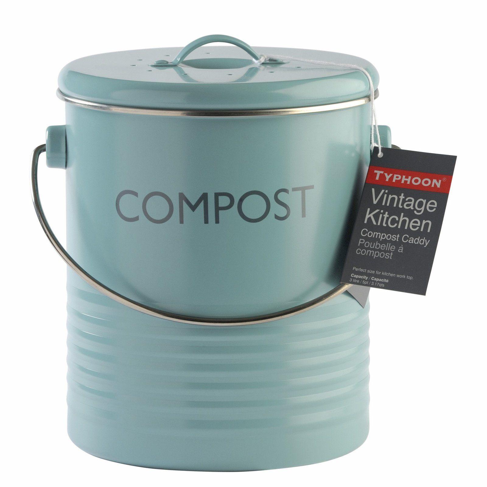 Summerhouse Compost Waste Basket