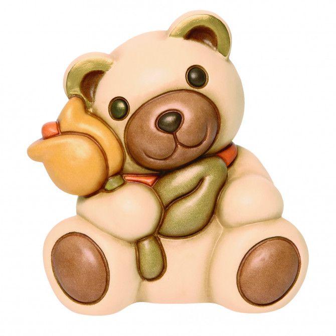 Teddy Oliver Animali Figure I Classici Thun Animali In Ceramica Animali Immagini