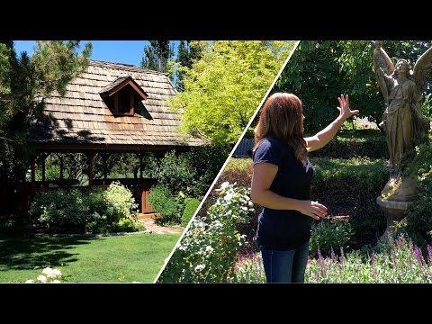 Garden Tour Pt 2 Garden Answer Youtube Garden Tours My