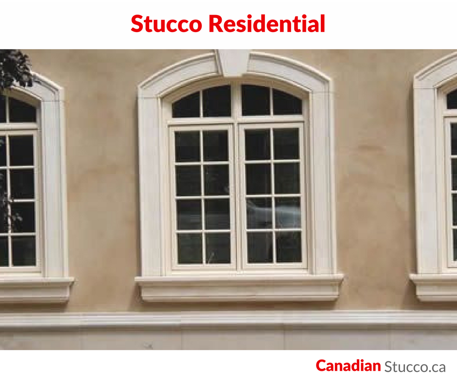 Stucco Applications Provide Durable, Cost-efficient, And