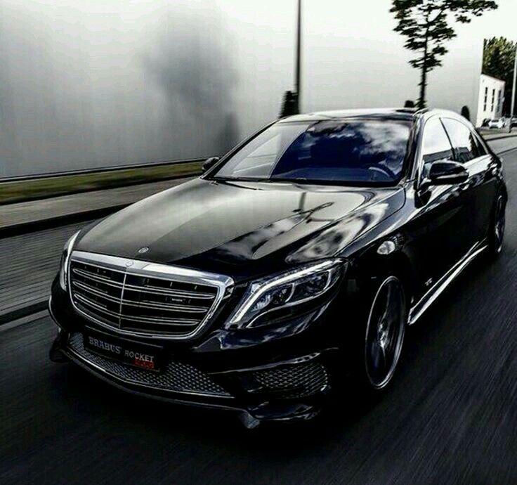 Mercedes Benz S300 2016 (Dark Black) (nandojaegger