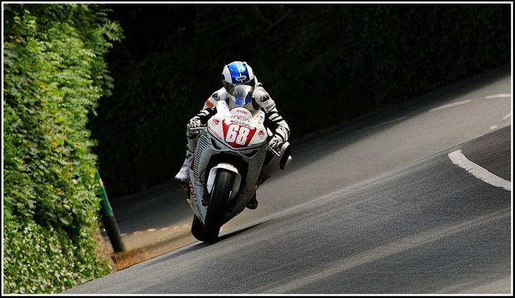Jenny Tinmouth Exits Union Mills Isle Of Man Tt With Images