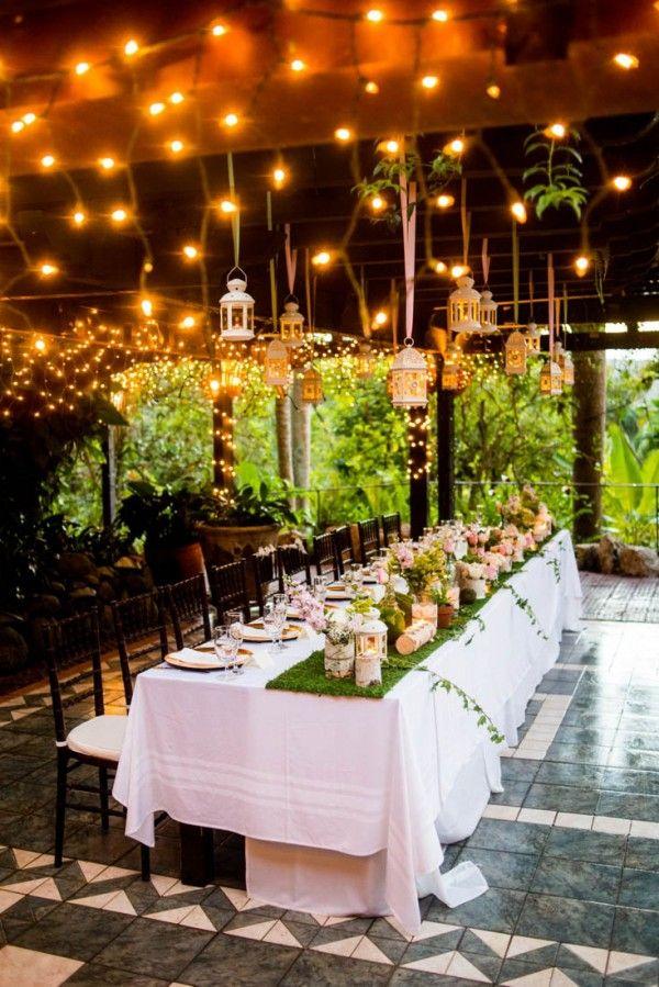 Elegant Tropical Wedding At Hacienda Siesta Alegre Hacienda
