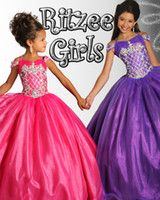 Girls Long Pageant Dresses Reviews | Little Girl Pageant