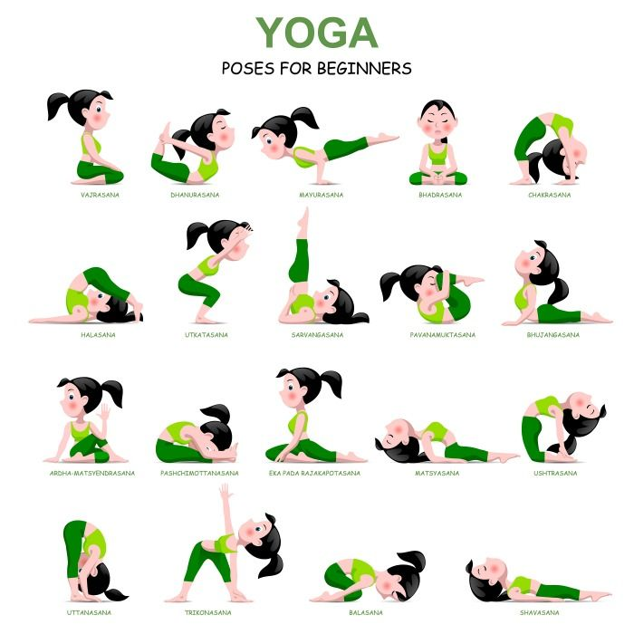 Easy Way To Start Yoga Printable For In Post