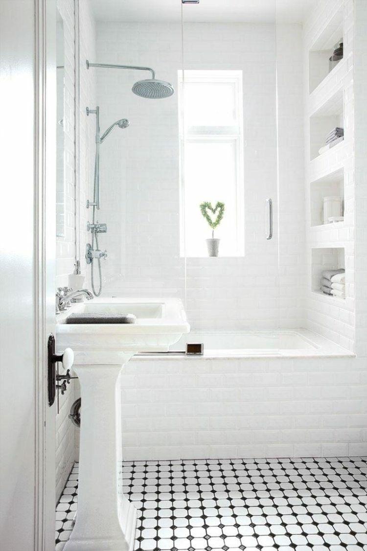 diseño de baño de color blanco | baño pequeño | pinterest | bath