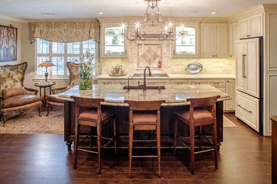 unique luxury kitchen islands - Google Search