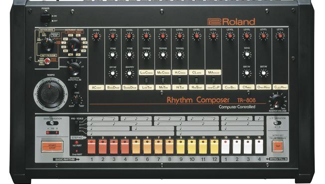 Roland - TR 808