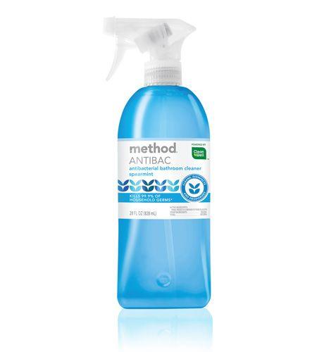 Antibacterial Bathroom Cleaner Bathroom Cleaner Antibacterial