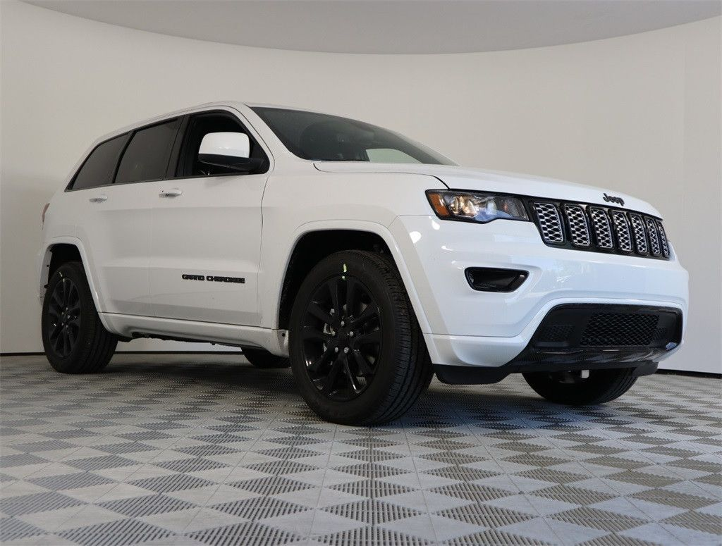 Jeep Grand Cherokee Exterior And Interior Jeep Grand Cherokee