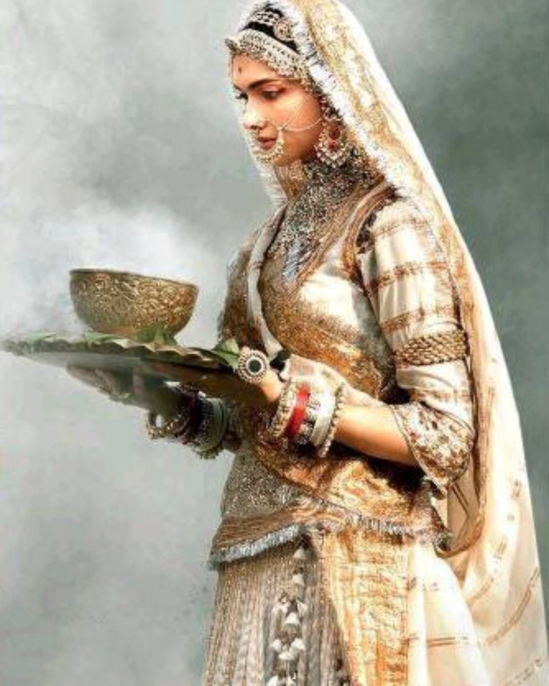 Rani Padmavati | Indian bridal fashion, Deepika padukone ...