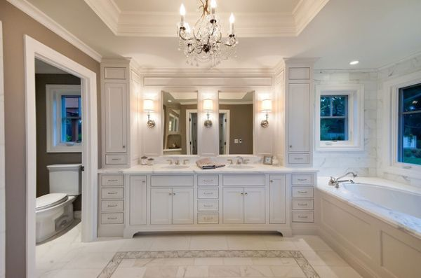 Stunning Decoration With Bathroom Vanity Luxury Bathroom Design Classic Bathroom Vanity Ligh Bathroom Remodel Cost Traditional Bathroom Master Bathroom Design