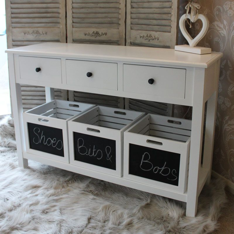 small console table with bench Google Search Entry Pinterest