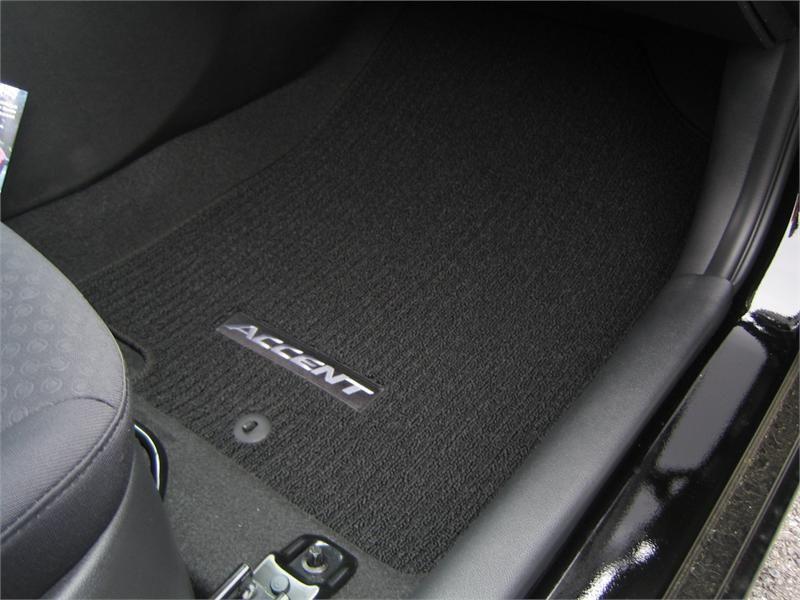 Hyundai Accent Floor Mats (B053) | Hyundai accent, Hyundai cars and ...