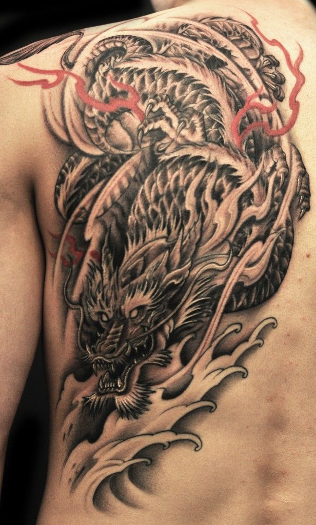 Asian Black and Grey Archives - Chronic Ink   Koi fish