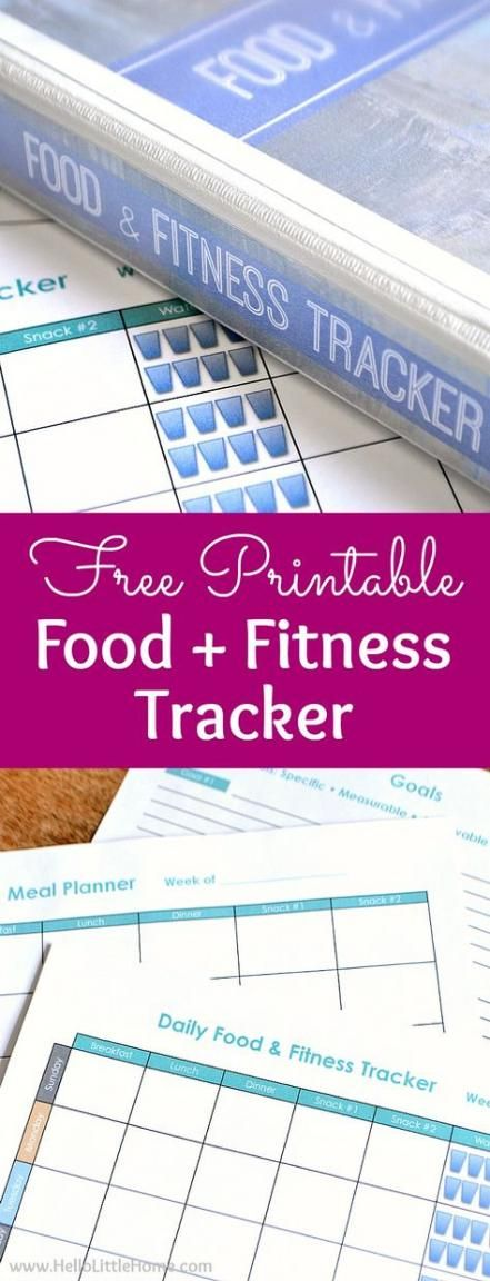 Fitness Journal Diy Food Diary 35+ Ideas #food #diy #fitness