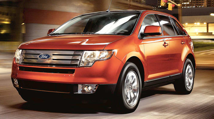 2009 Ford Edge Owners Manual