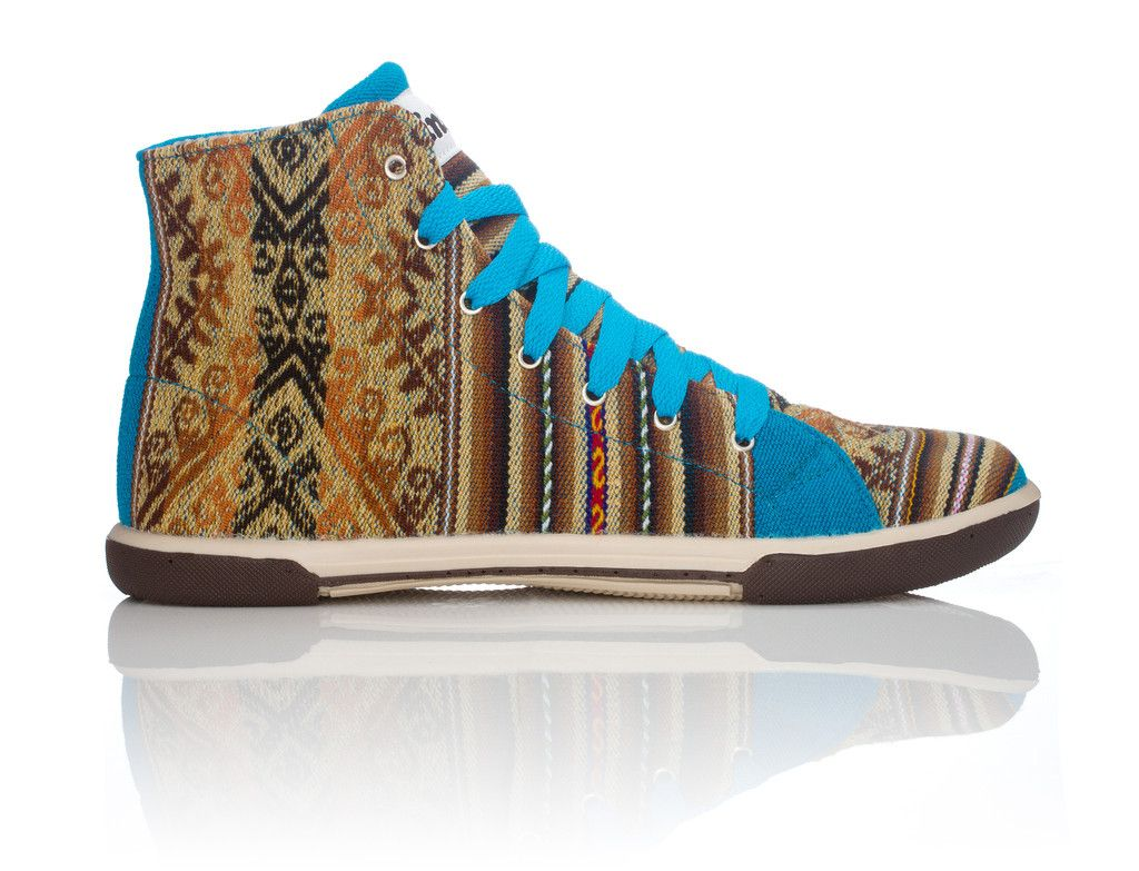 Typhoon INKKAS Phuyupata Shoes Tribal & Aztec Shoes