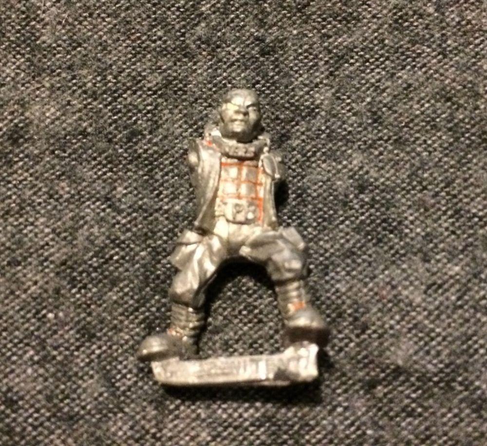 Warhammer 40k Imperial Guard Trooper Rogue Trader Bob Olley Metal Oop Gw 88   eBay