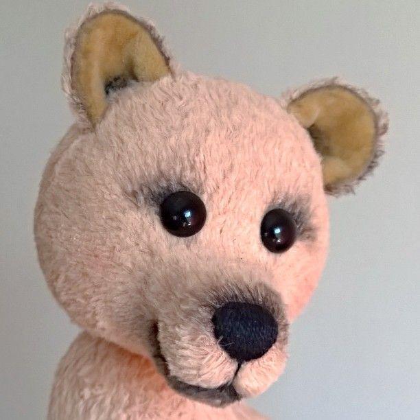 Теперь этой медведице требуется #наряд  #teddy #teddybear #Тедди #мишкатедди #процесс #workinprogress