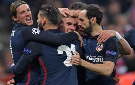 Atlético de Madrid elimina al Bayern Munich de la Champions